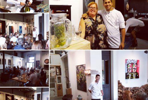 she art - rozario diner nuenen eindhoven galerie gallery kunst art