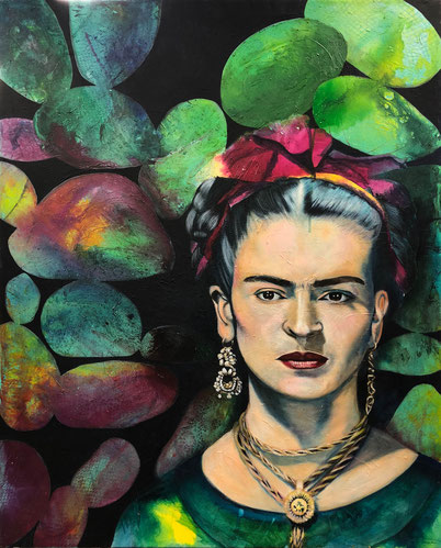 Frida by Nancy Jones