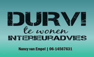 DURV! interieuradvies logo