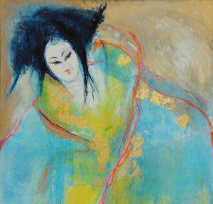 gast-kunstenaars expressief en sereen