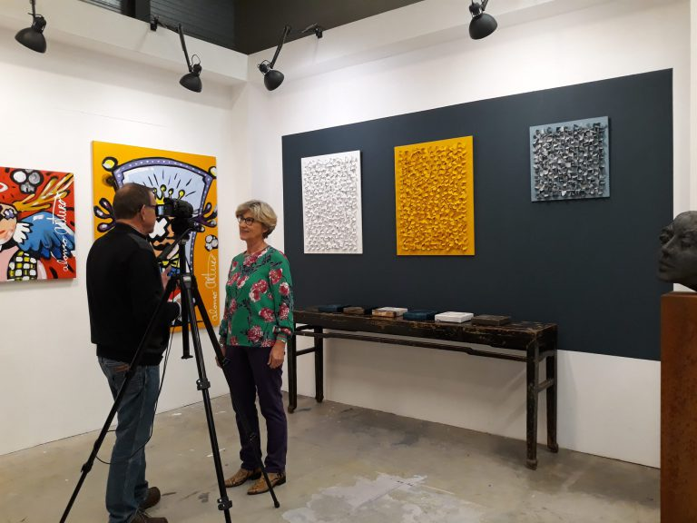 Interview bij SHE Art Gallery