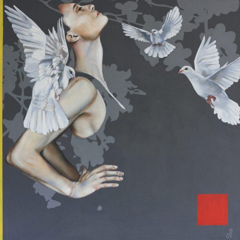 Kind of Magic Angelique Mathijssen - van den Bosch SHE Art Gallery